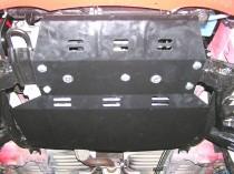Защита двигателя Чери QQ (защита картера Chery QQ)