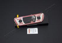 Хром на ручку багажника Nissan Navara 3 D23 под камеру
