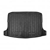 Коврик в багажник Skoda Karoq размерность 3D
