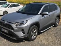 Боковые пороги Toyota Rav 4 5 поколения