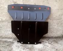 Защита двигателя Дэу Леганза (защита картера Daewoo Leganza)