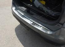 Защитная накладка на задний бампер Nissan X-Trail T32