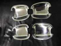 Хромированные мыльницы под ручки Opel Corsa D