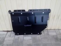 Защита двигателя Фиат Добло 2 (защита картера Fiat Doblo 2)