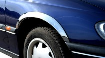 Хром накладки на арки Opel Omega B