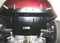 Защита двигателя Фиат Линеа (защита картера Fiat Linea)