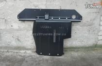Защита двигателя Фиат Пунто 2 (защита картера Fiat Punto 2)