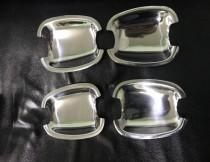 Хромированные мыльницы под ручки Пежо 308 1