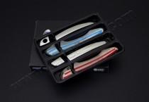 Хром накладки на ручки Peugeot 308 T9