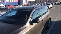 Ветровики с хромом Volkswagen Passat B7 Variant