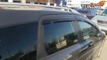 Комплект дефлекторов окон Пежо 308 SW 2008-2012