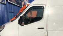 Ветровики Opel Movano B комплект 2шт