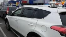 Ветровики для Toyota Rav 4 4