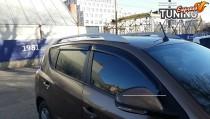 Ветровики Geely Emgrand X7 полный комплект
