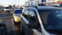 Ветровики на Subaru Forester 3 бренда SIM