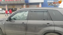 Ветровики на двери Suzuki Grand Vitara 2005-2012