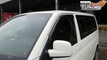 Оригинальные ветровики на двери Фольксваген Транспортер Т5 2003-