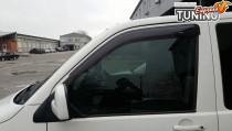 Купить дефлекторы на окна Vw Transporter T5 фото