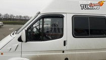 Ветровики на Ford Transit 4 поколения