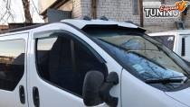 Cobra Tuning Ветровики на Opel Vivaro 1 полный комплект 2шт