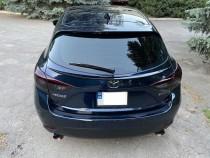 Спойлер на заднюю дверь Mazda 3 BM хэтчбек
