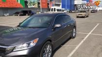 Дефлекторы окон Honda Accord 9