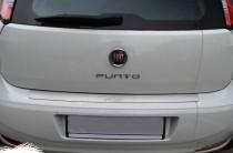 защитная накладка бампера Fiat Punto 3
