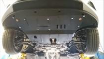 Защита картера двигателя Hyundai I30 3 PD сталь 2мм