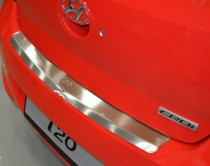 защитная накладка бампера Hyundai i20