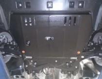 Защита картера двигателя Пежо 308 Т9 сталь 2мм