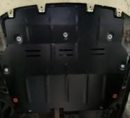 Защита двигателя Ravon R2 стальная под радиатор
