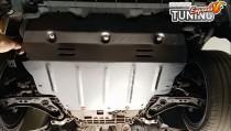 Защита картера двигателя Volkswagen Passat CC сталь