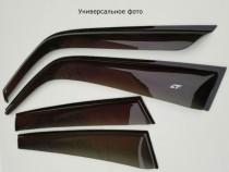 Дверные ветровики для Citroen C5 1 универсал
