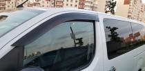 Ветровики боковых окон Peugeot Traveller после 2017 года