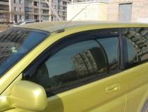 Дверные ветровики для Honda HR-V 3D после 1998 года