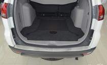 защитная накладка бампера Mitsubishi Pajero Sport 2