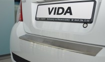 защитная накладка бампера ZAZ Vida Hatchback