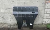 Защита картера Шевроле Авео Т200 (защита двигателя Chevrolet Aveo T200)