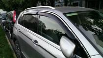 Дефлекторы с хромом для Volkswagen Tiguan 2