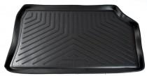 Коврик в багажник Audi A6 C4 седан высокий борт 3см