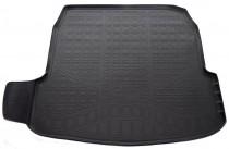 Коврик в багажник Audi A8 D4 высокий борт 3см