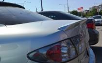 Лип спойлер на багажник Mazda 6 седан (2003-2007)