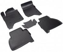 Резиновые коврики для Cadillac Escalade 4
