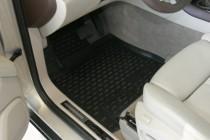 Резиновые коврики салона Cadillac SRX 2 комплект 3шт