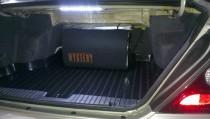 Коврик в багажник Chevrolet Evanda высокий борт