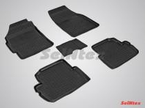 Резиновые коврики для Chevrolet Spark 3