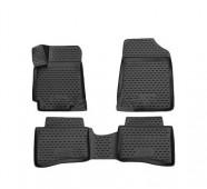 Резиновые коврики для Chevrolet Tracker комплект 5шт