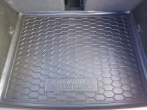 Коврик в багажник Chevrolet Volt 1 высокий борт