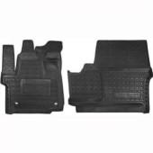 Avto Gumm  Резиновые коврики для Citroen Jumpy 3 комплект 3шт