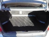 Коврик в багажник Daewoo Gentra резина
